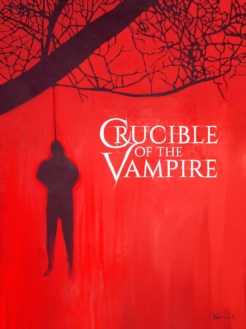 Crucible Of The Vampire film poster