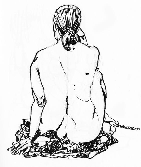 life drawing18 10