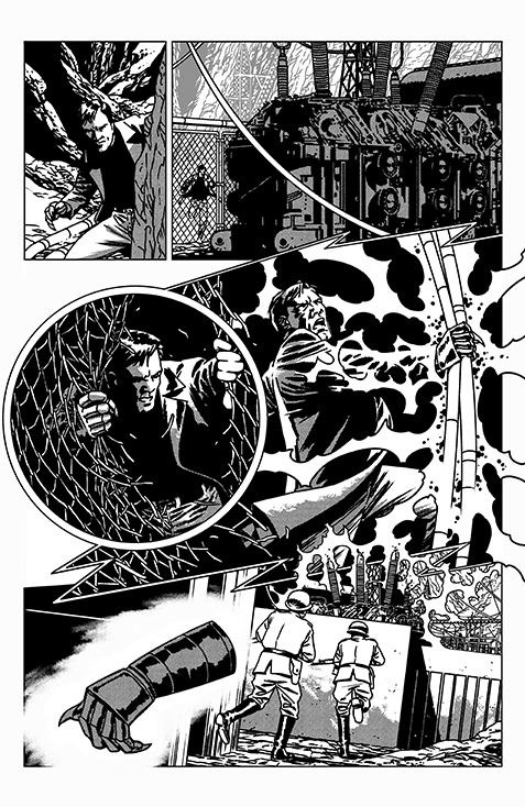 Steel claw pg 2