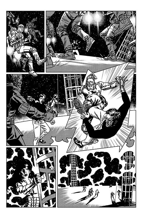 Steel claw pg 5