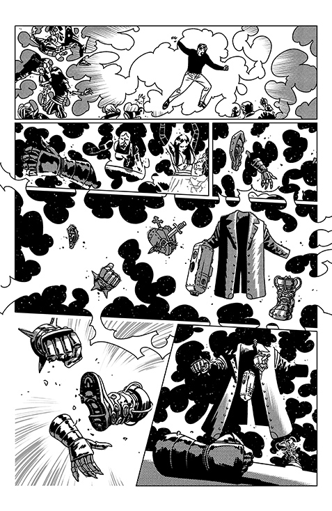 Steel claw pg 7