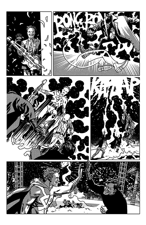 Steel claw pg 8